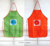 Hot Cheap Competitive Kitchen Apron with Daisy Design