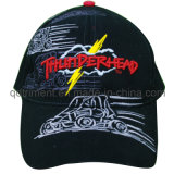 Fashion Joint 3D Embroidery Sport Racing Baseball Cap (TRB104)