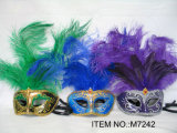 Feather Mask (M7242)