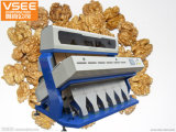 High Quality CCD Camera 5000+ Pixels RGB Walnut Color Sorter Machine