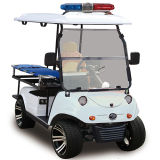 Hdk Del3022gt Electric Ambulance Vehicle in Golf Course