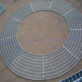Stainless Steel Grating for Chemical Plant Platform