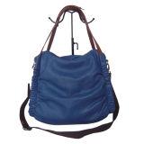Fashion Ladies Leather Handbag with Hight Quality (07-665)