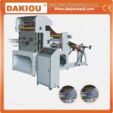 Automatic Roll Paper Die Cutting Punching Machine