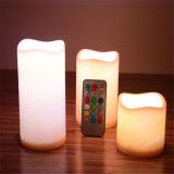 Pillar China Flicking LED Candle Factory