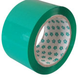 Green Adhesive Packing Tape (TH20130106)