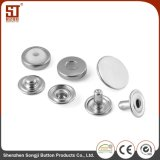 Custom Fashion Monocolor Round Individual Metal Snap Button