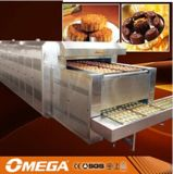 China Manufacturer OEM Save Power Industrial Pita Bread Long Tunnel Oven