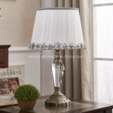 Classical Crystal Table Light