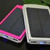 10000mAh Mini Solar Panel Energy Power Bank Charger