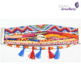 Magnet Ending Colorful Friendship Bracelet/ Friendship Wristband/Fashion Jewelry (XBL2197)