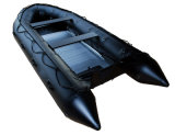 PRO Aluminium Floor Inflatable Boat, Working Boat, Rescue Boat