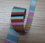 High Quality Heat Transfer Variable Webbing for Bag #1401-108