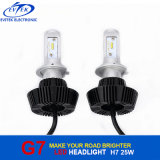 LED Lamp Bulb G7 25W 4000lm Philips H7 LED Car Headlight for Auto Headlamp