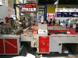 High Speed Hot Cutting T-Shirt Bag Making Machine (KS-1000D)