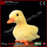 Realistic Stuffed Animal Plush Yellow Duck Soft Toy for Baby Kids
