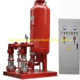 Fire Fighting Boosting Stabilizing Pump with Jockey Pump