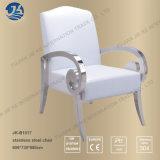 Ox Horn Nordic Design Stainless Steel Moder Living Room Chair