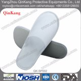 Disposable Nonwoven Cheap SPA Hotel Slippers with EVA Sole