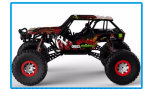 1136001-2016 New Products 1: 10 4WD Monster Truck RC Rock Crawler