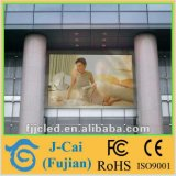 Outdoor Rental P4.81 LED Display Showing Vivid Effect Video Wall