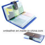 China Manufacturer Leather Wallet Card Holder