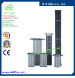 Pleated Filter for Cartridge Dust Collector