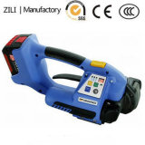 Battery Powered Plastic Strapping Tool Electric Packing Machine