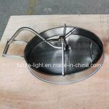 Sanitary Stainless Steel Elliptical Manhole Cover