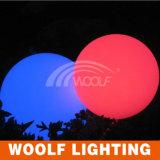Battery Power Multicolor Waterproof LED Ball