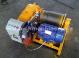 Small Winch (as well as large winch, lifting tool)
