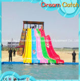 2017 Hot Selling Giant Used Adult Outdoor Water Slides for Sale