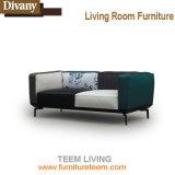 Teem Living Design Modern Leather Sofa Set