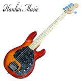 Hanhai Music / 5-String CS Color Electric Bass Guitar