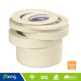 General Purpose White Color Rubber Adhesive Crepe Paper Masking Tape