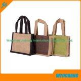 Environmental Handled Organic Cotton Bag