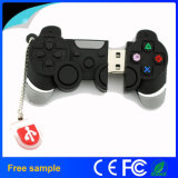 OEM Manafacter Wholesale Cartoon Rubber Game Player Style USB Flash Drive