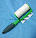 New Design Lint Roller with Cleaning Brush