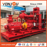 Irrigation Water Diesel Engine Multistage Pump