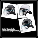 European Style Safety Helmet Police Matte Anti Riot Helmet
