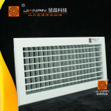Adjustable Aluminium Double Deflection Grille in HVAC System