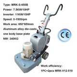 2016 New 12 Heads Floor Grinding Machine Xy-Q8 Concrete Grinder