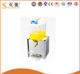 1 Tank Commercial High Quality Juice Dispenser with Fruit