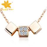 Stn-16122105 Nice Custom Logo Pendant Necklaces for Women