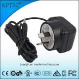 Level 6 Efficiency 5V AC Adapter with SAA Certificate