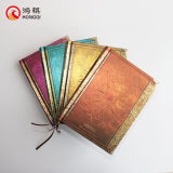 Metal Cover Notebook