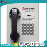 Host Anti-Explosion Phone Knzd-27 Weatherproof Telephone for Metal Mining