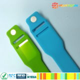 HUAYUAN WS28 Adjustable Wearable Payment Silicone Wristband Bracelet