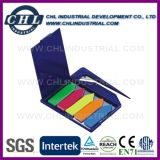 Plastic Logo Printing Letter Opener China Supplier with Sticker Note