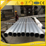 Foshan Aluminium Factory Round Aluminum Extrusion Profiles Heatsink Radiator